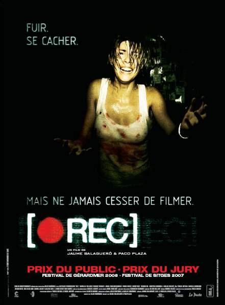 Critiques de films de zombies/contaminés REC_aff_fr
