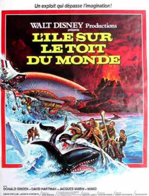programmes TV Disney hors chaine Disney - Page 4 Affiche-L-Ile-sur-le-toit-du-monde