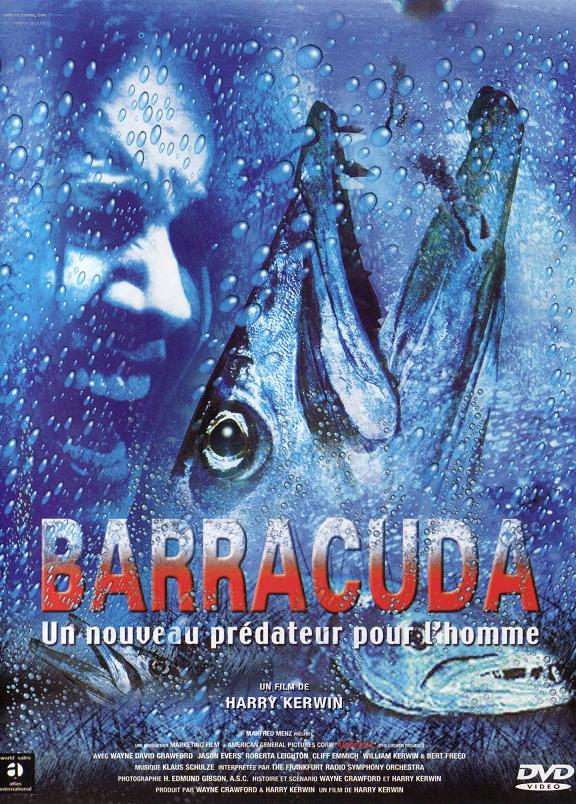 FILMS D'HORREUR 1 - Page 39 Barracudaposter
