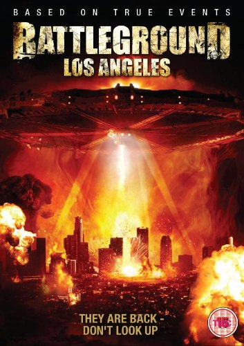 La bataille de Los Angeles , juillet 1942. Battlegroundlosangeles-dvd