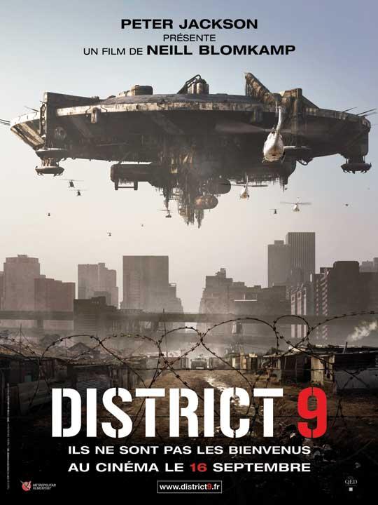 Nos critiques cinéma - Page 4 District9_aff_fr
