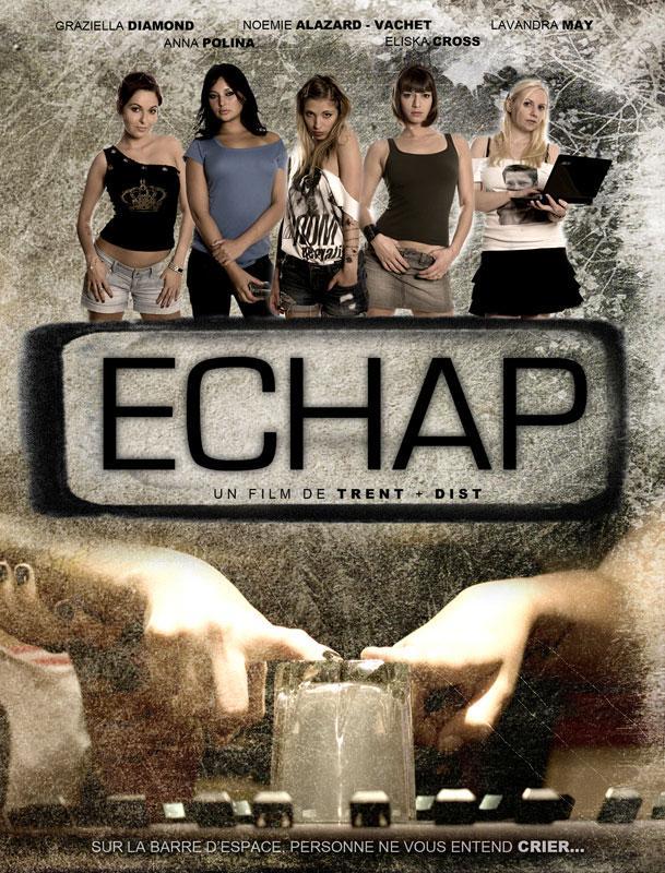 Vos derniers visionnages DVD et  Blu Ray - Page 38 Echap_poster