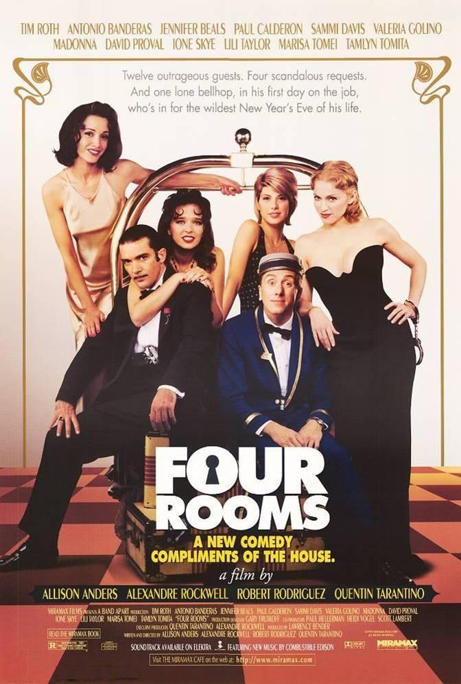 Les films de Quentin Tarantino [Miramax - 1992-2004] Fourroomsaff