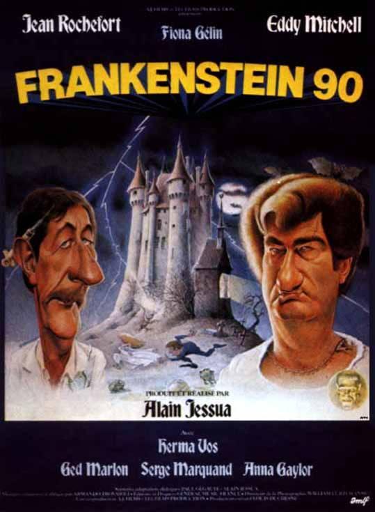 Des amateurs de Nanars dans la salle? - Page 2 Frankenstein90aff