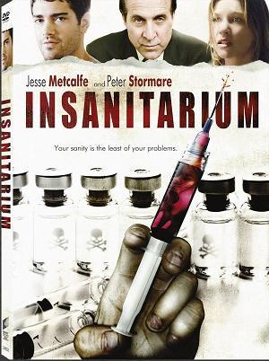 Critiques de films de zombies/contaminés - Page 8 Insanitarium_aff