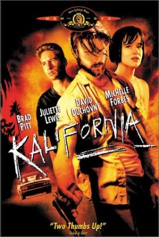 Kalifornia Kalifornia1993_aff