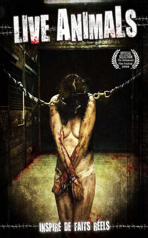 Vos derniers visionnages DVD et  Blu Ray Live-aniimals-poster