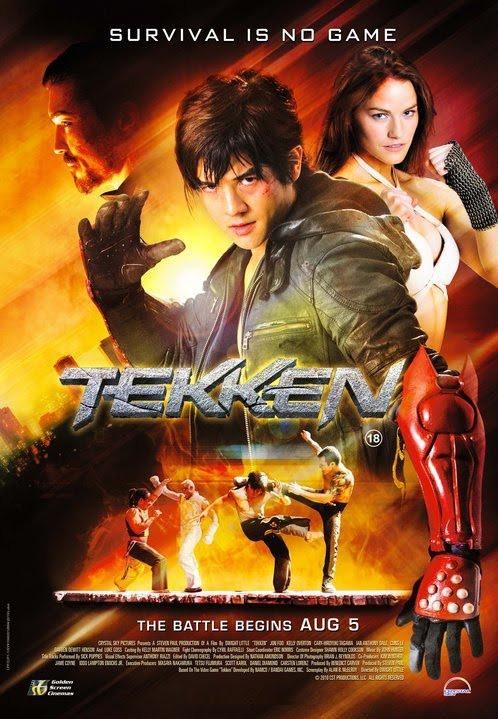 Vos derniers visionnages DVD et  Blu Ray - Page 2 Tekken-poster2g