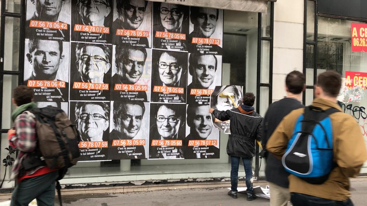 Présidentielles et Solidarité internationale : laissez votre message aux candidats Campagne%2007%20(5)