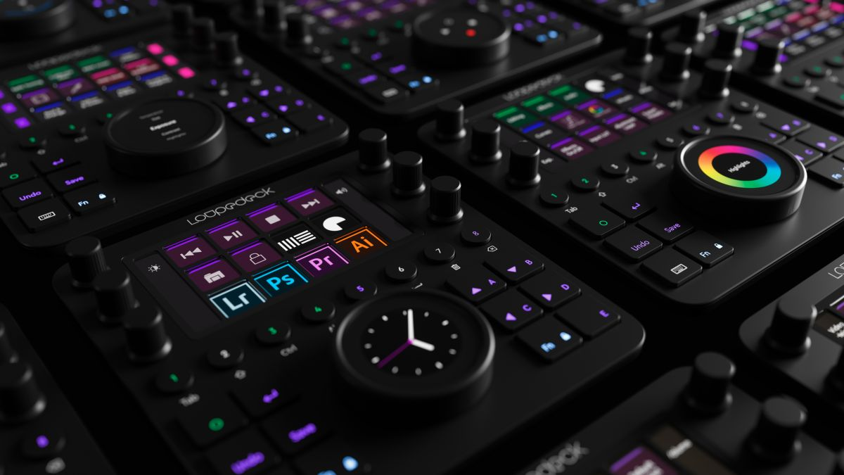 Création digitale : une nouvelle console Loupedeck Loupedeck_CT_Productshots_V2_Cam_09_HiRes