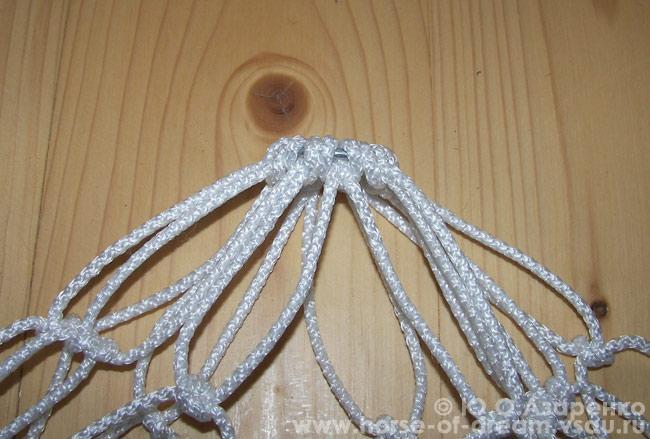 Плетем рептух для сена 23