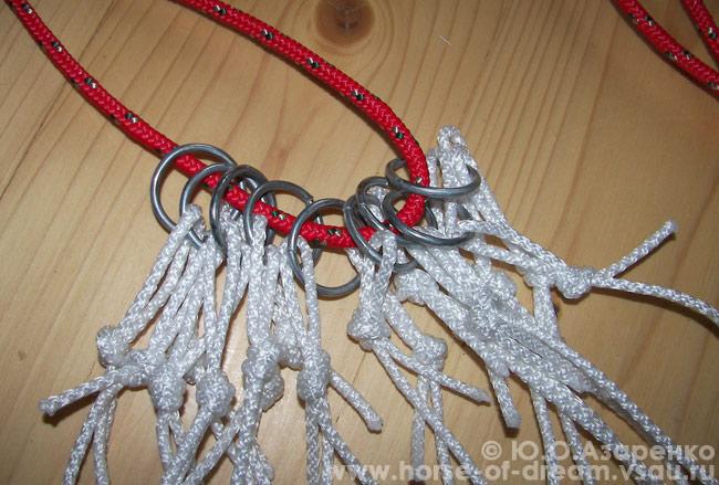 Плетем рептух для сена 25