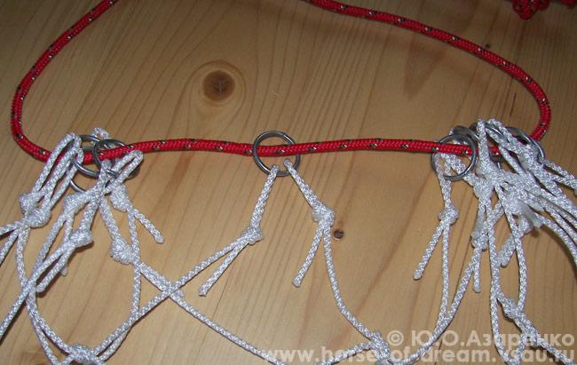 Плетем рептух для сена 26