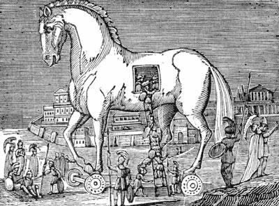 Cheval de Troie (forcément pour Ulysse) et autres Cheval_de_troie