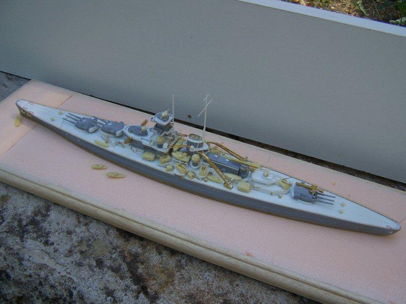 Dkm Scharnhorst 1938/39 airfix 1/600 - Page 3 85049Dkm_Scharnhorst_064