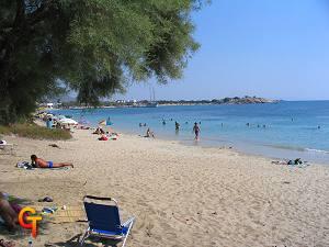 Εικόνες από Ελλάδα Naxos-agia-anna