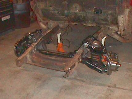 suspension mustang II Truck37