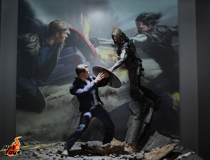 CAPTAIN AMERICA : THE WINTER SOLDIER - WINTER SOLDIER (MMS241) NW1396499112h8U