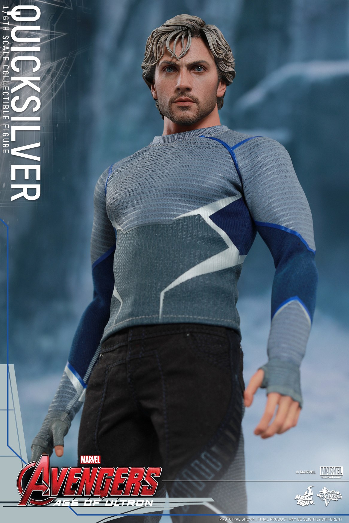 [Hot Toys] The Avengers: Age of Ultron - Quicksilver Up_14
