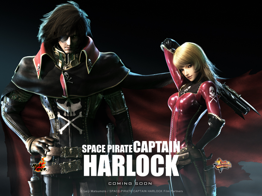 Captain Harlock (Albator) - Page 4 16-01
