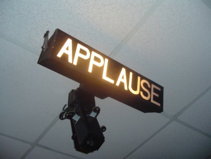 Restored: The Bible/Existence of God Applause-2