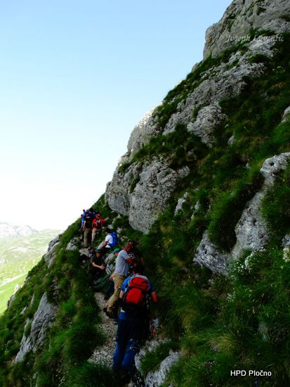 Volite da planinarite Durmitor2014_15