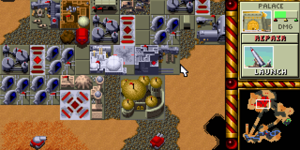 ¿Quieres jugar a... [Actualizado 26/07] RTS-Dune-II