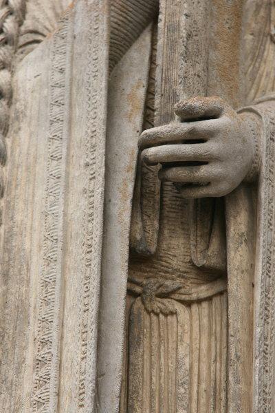 [XII] Ceinture aux cartes pour costume XIIème NDChartres-port.ouest-statues-0132-mini
