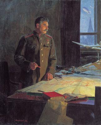 Al fallecer Lenin la Urss perdio su caracter Revolucionario? - Página 2 Stal_reshet2