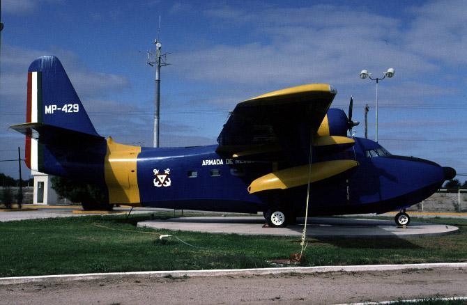 Aeronaves  del pasado de la SEMAR. 246-008