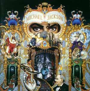 Michael Jackson - Page 2 Dangerous