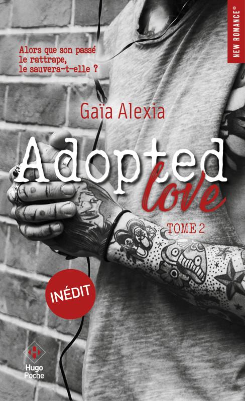Adopted Love - Tome 2 de Gaïa Alexia COUV-POCHE-ADOPTED-LOVE-T2-488x800