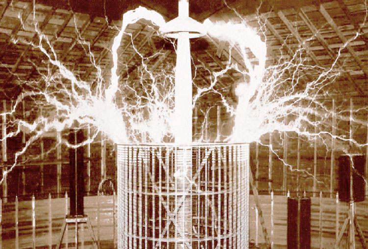 """Edgar Cayce's Health and Life Readings for Nikola Tesla - """"The present is theirs; the future, for which I really worked, is mine.""""  Life_readings14"""