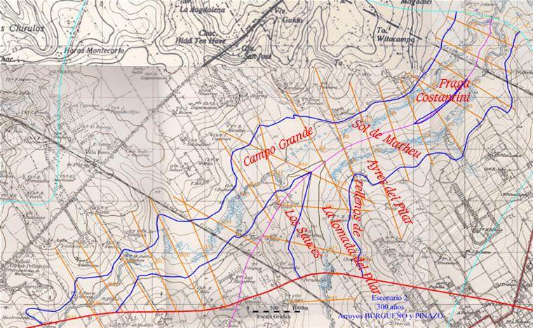 Orden de Marcha en el Terreno (Navegación terrestre) Escenario%202%20-%20300%20Aniosf