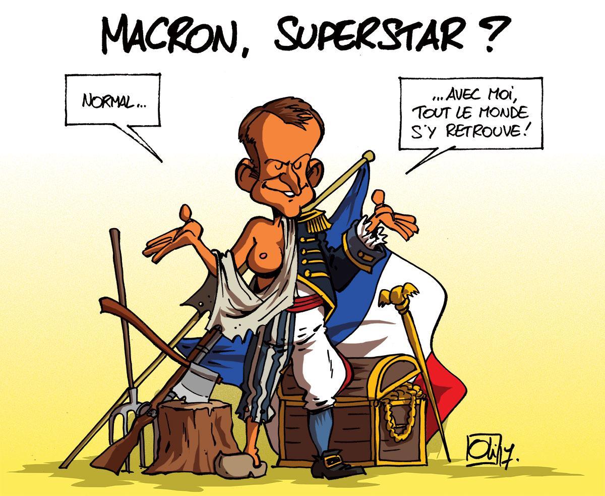 Le dessin du jour (humour en images) - Page 7 SP20170406_Macron-1200