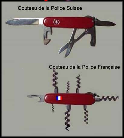 Jacques Mongin - Meilleur Ouvrier de France - Nogent Couteau_police_suisse_france