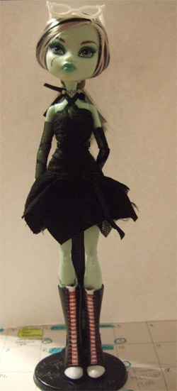 Mattelin Monster High - Sivu 2 Poi2