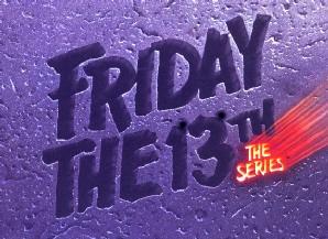 misterio para tres (friday the 13 th: the series) 1987. F13_logo