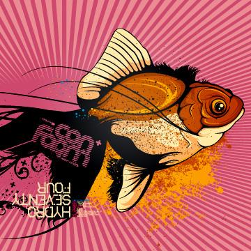 Artistes que j'affectionne, les kings Goldfish