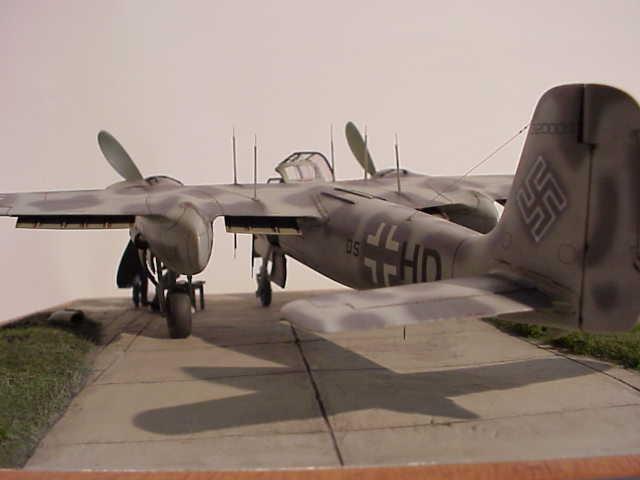 Revell-Monogram Focke-Wulf TA154A-0 Moskito Ta154c28