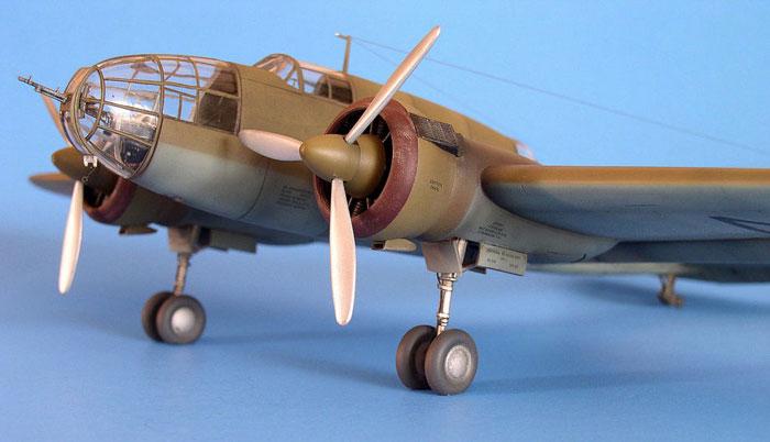 PZL P 23b Karas :  Mirage 1/48 PZLLos08
