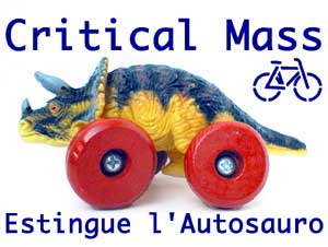 CRITICAL MASS NAPOLI - 02 FEBBRAIO 2008 - 0RE 10:00 AutosSM