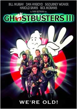 Cazafantasmas 3 en marcha Ghostbusters3