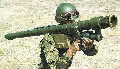 المقارنة الثانية الدفاع الجوي المصري و الاثيوبي Igla_pusk