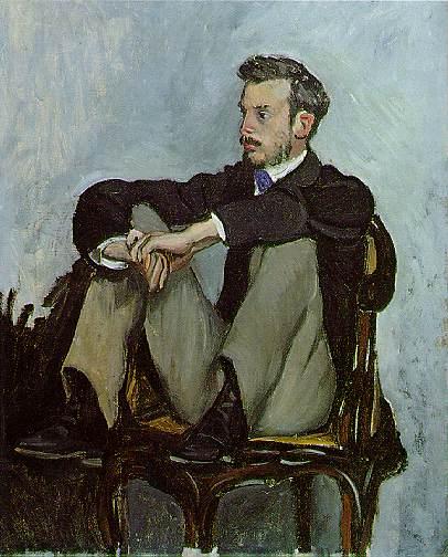 Frederic Bazille Renoir
