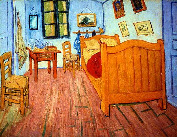Vinsent van Gogh Gogh.room-arles