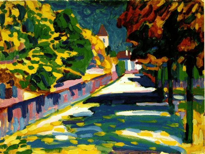 Kandinsky Kandinsky.autumn-in-bavaria