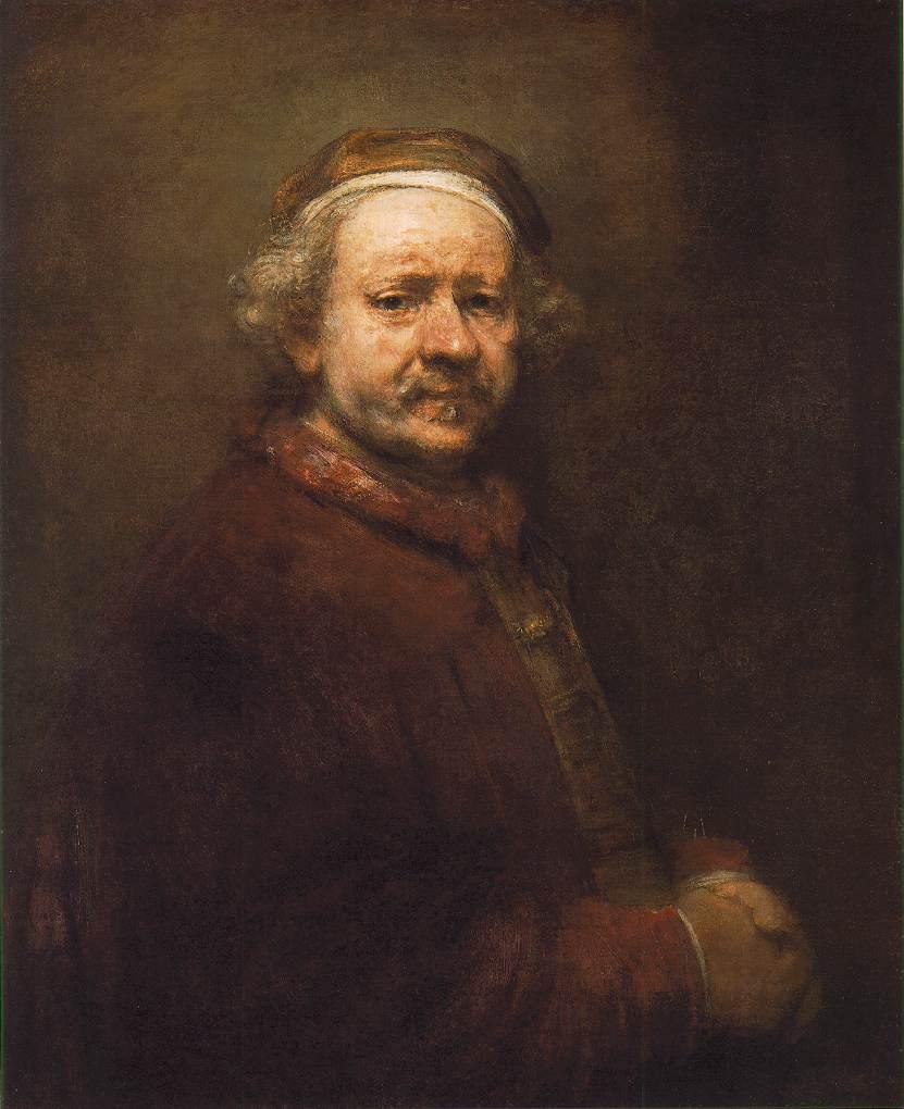 Rembrandt van Rijn Rembrandt.1669