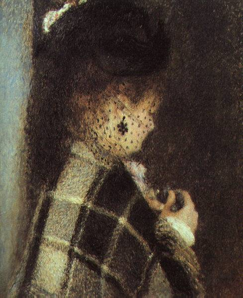 Ogist Renoar Woman-veil
