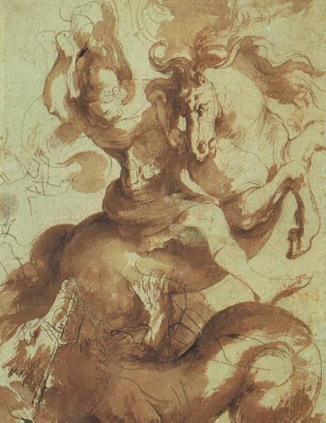 Peter Paul Rubens Dragon